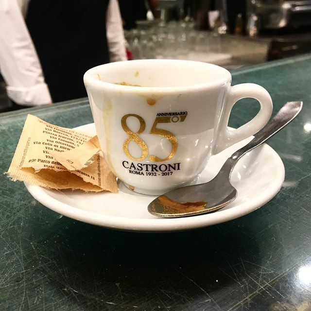 Castroni 85 | ph @bastet