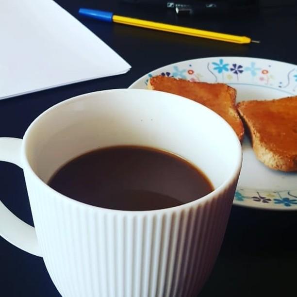 12-hours cold-brewed aeropress coffee: SUPER! | ph @secondome