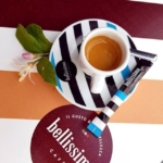"A coffee not only ""bellissimo"" but also ""buonissimo"" at @oconventual 