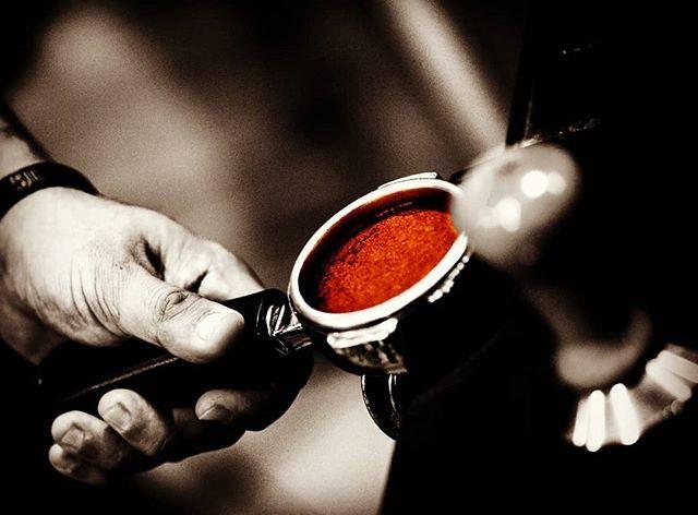 Preparing for a supreme espresso | ph @sotirakos_photo