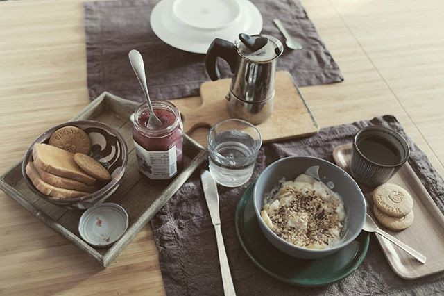 Saturday Morning Breakfast ( #📷 @mayastarlavi )