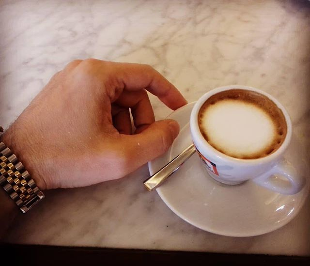 Saturday morning coffee | ph @massimiliano_1