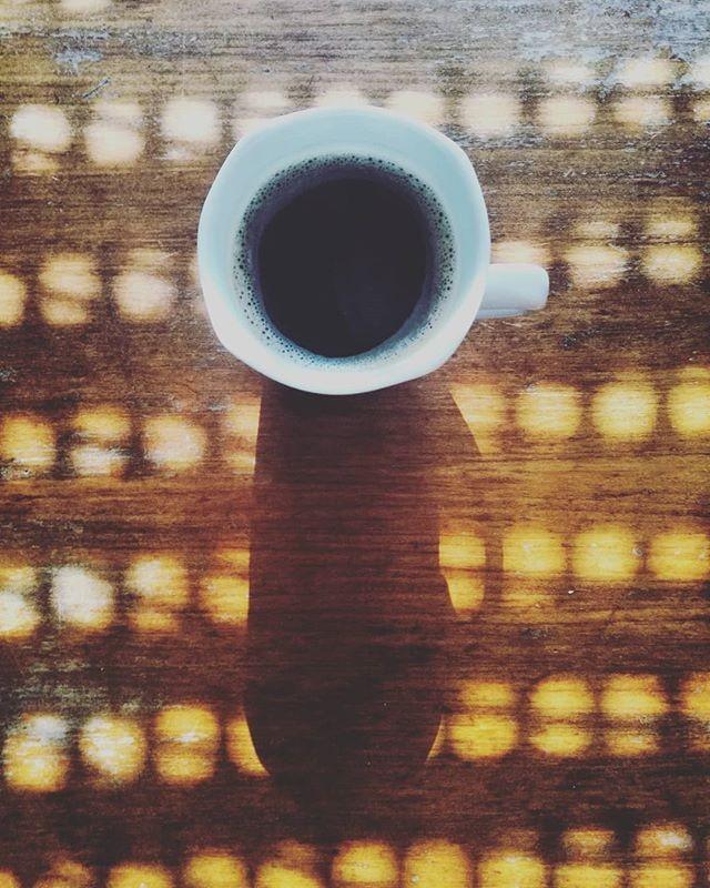 Guten Morgen, Kaffee @cafexperiment ( # @mephisto19 )