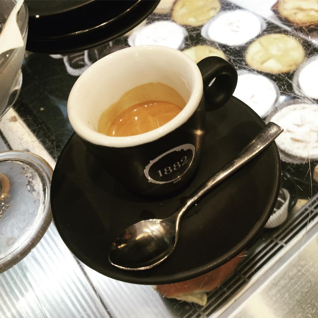 Caffè Vergnano @ Piazzale Flaminio
