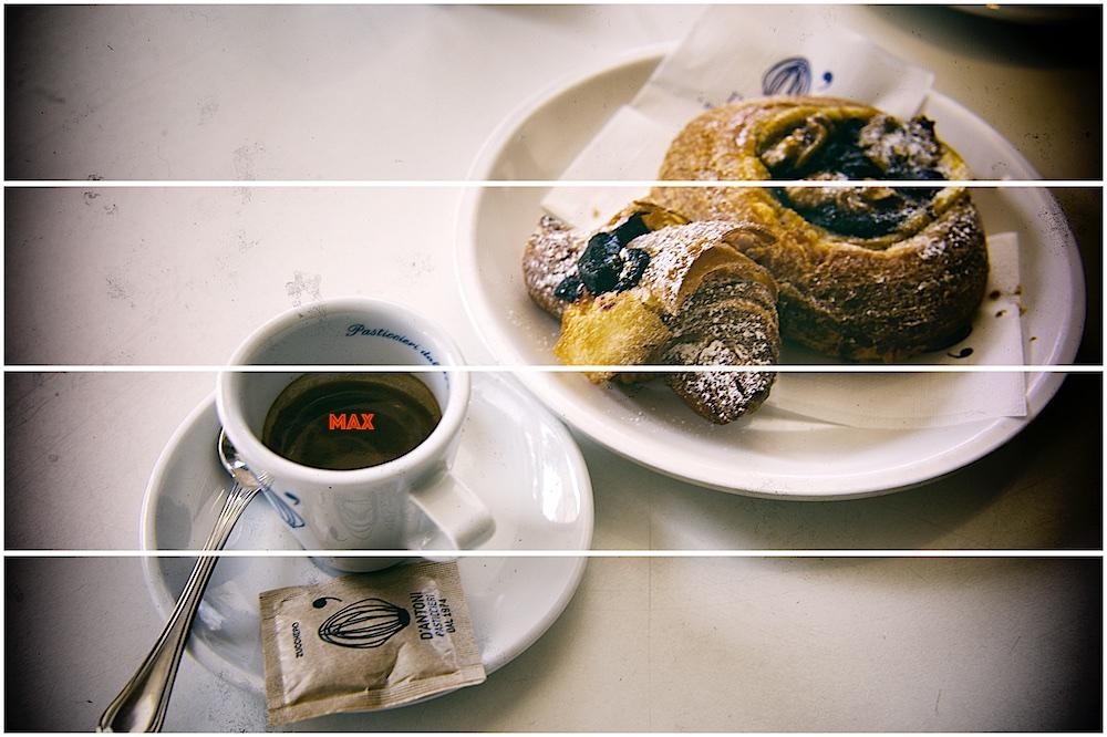 Caffè - © massimo de dominicis 2019