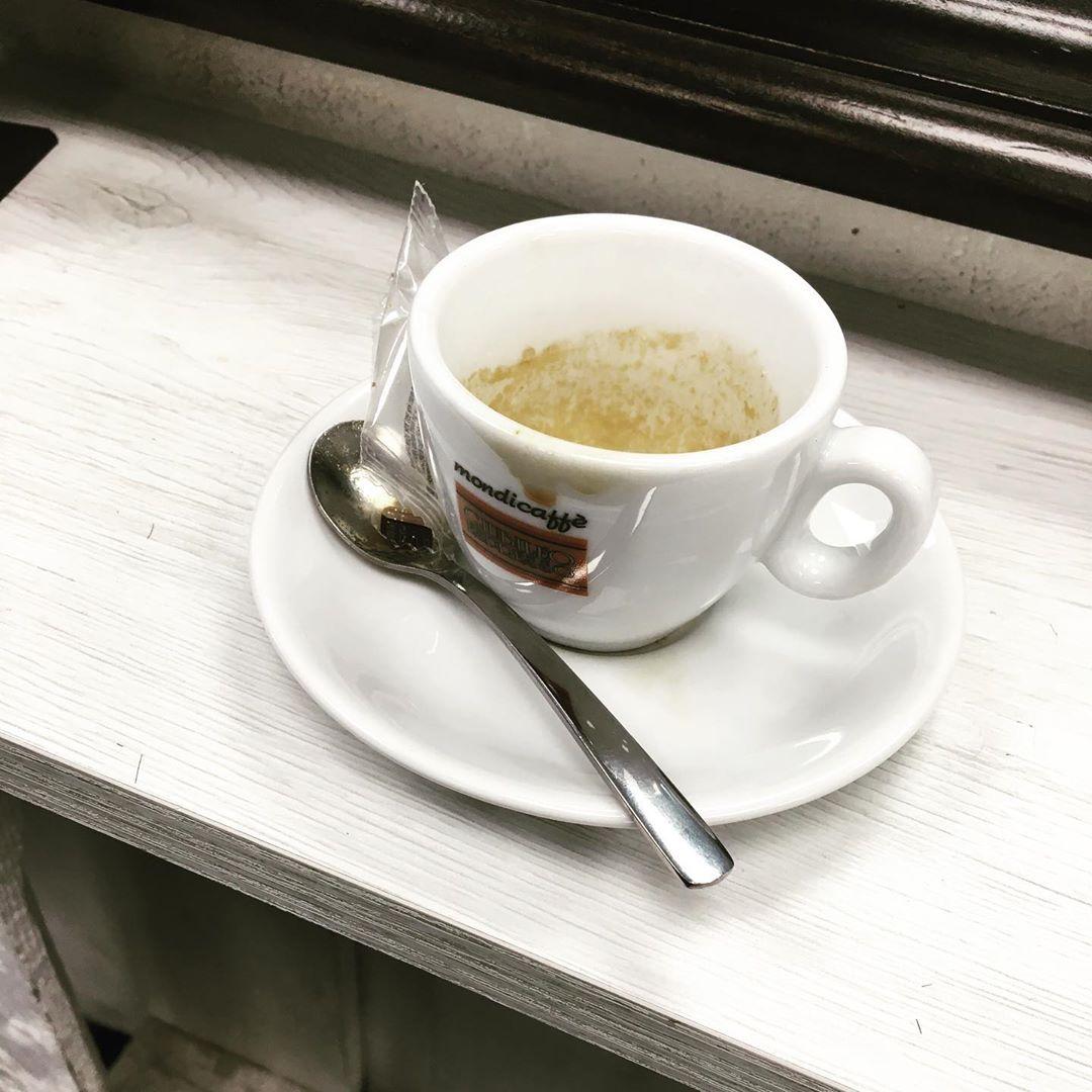 Caffè estemporanei